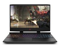 Prijenosno računalo HP Omen 15 4TU37EA / Core i5 8300H, 8GB, 2000GB + 256GB SSD, GeForce GTX 1050Ti, 15.6'' IPS FHD, DOS, crno