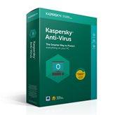 KASPERSKY Anti-Virus renewal, 3D, obnova licence za jednu godinu