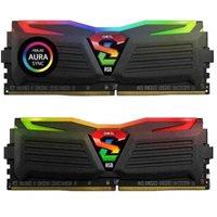 Memorija PC-25600, 16 GB, GEIL Super Luce GLS416GB3200C16ADC, DDR4 3200MHz, kit 2x8GB