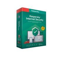 KASPERSKY Internet Security 2017 renewal, 3D, obnova licence za jednu godinu, retail