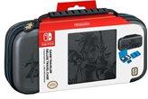 Torbica i zaštita ekrana BIGBEN Deluxe Zelda, za Nintendo Switch, sa 2x kutije za igrice, siva