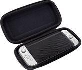 Torbica i zaštita ekrana BIGBEN Eva, za Nintendo Switch, L, crna