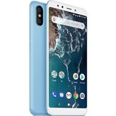 "Smartphone Xiaomi Mi A2, 5.99"" multitouch IPS, OctaCore 2.2 GHz, 4GB RAM, 32GB Flash, WiFi, BT, kamera, Android 8.1, plavi"