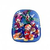 Dječji ruksak HAPPY SCHOOL, Mickey i prijatelji 3D