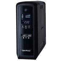 UPS CYBERPOWER CBP 1300VA/780W CP1300EPFCLCD, line-int., šuko, desktop