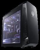 Kućište USED BITFENIX Aegis Core, mATX, USB 3.0, crno, bez PS