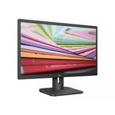 "Monitor 21.5"" LED AOC 22E1D, FHD, TN, 2ms, 250cd/m2, 20.000.000:1, D-SUB, HDMI, DVI, zvučnici, crni"
