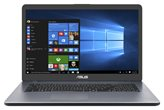 "Prijenosno računalo ASUS VivoBook 17 X705MB-BX010 / QuadCore N5000, 4GB, 1000GB, GeForce MX110, 17.3"" LED HD+, Linux, sivo"