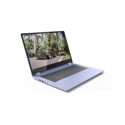 """Prijenosno računalo LENOVO Yoga 530 81EK00JASC / Core i3 8130U, 8GB, SSD 256GB, HD Graphics, 14"""" HD, Windows 10, plavo"""