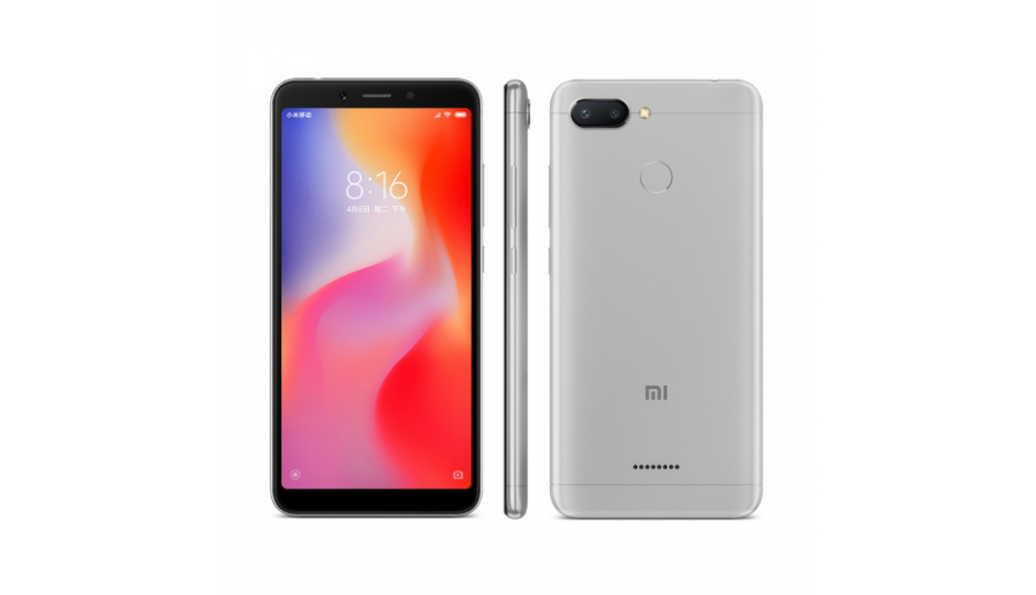 "Wifi Kamera Android >> Smartphone XIAOMI Redmi 6A, 5.45"", 2 - 048.900.061 - Links"