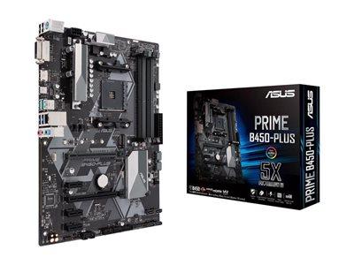 Matična ploča ASUS B450-PLUS, AMD B450, ATX, s. AM4