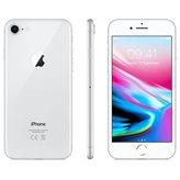 "Smartphone APPLE iPhone 8, 4.7"", 256GB, srebrni"