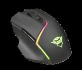 Miš TRUST GXT 161 Disan, optički, 3000dpi, bežični, USB, crni