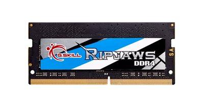 Memorija SO-DIMM PC-17000, 4 GB, G.SKILL Ripjaws, F4-2133C15S-4GRS, DDR4 2133MHz
