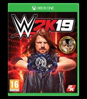 Igra za MICROSOFT XBOX One, WWE 2K19 - PREORDER