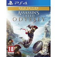 Igra za SONY Playstation 4, Assassin's Creed Odyssey Gold Edition - PREORDER