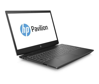 "Prijenosno računalo HP Pavilion 15 4PN60EA / Core i5 8300H, 8GB, 256GB SSD, GeForce GTX 1050 4GB, 15.6"" IPS FHD, DOS, crno"