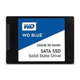 """SSD 250.0 GB WESTERN DIGITAL Blue 3D, WDS250G2B0A, SATA 3, 2.5"""", 560/530 MB/s"""