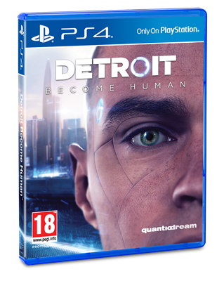Igra za SONY PlayStation 4, Detroit: Become Human
