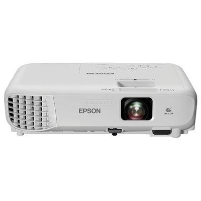 Projektor 3LCD EPSON EB-S05, SVGA 800*600, 3200 ANSI, 15000:1, VGA, USB, HDMI