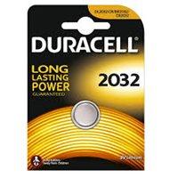 Baterija DURACELL litijska 2032