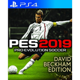 Igra za SONY PlayStation 4, Pro Evolution Soccer 2019: Beckham Edition