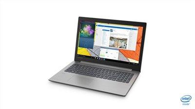 "Prijenosno računalo LENOVO IdeaPad 330 81D100DJSC / Celeron N4000, 4GB, 1000GB, HD Graphics, 15.6"" LED FHD, DOS, sivo"