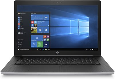 "Prijenosno računalo HP Probook 470 G5 2RR99EA / Core i5 8250U, 8GB, SSD 256GB, GeForce 930MX, 17.3"" LED FHD, Windows 10 Pro, srebrno"