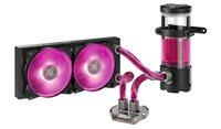 Vodeno hlađenje COOLERMASTER MasterLiquid Maker 240, CPU hlađenje, s. 2066/2011-v3/2011/1151/1150/1155/1156/AM4/AM3+/AM3/AM2+/AM2/FM2+/FM2/FM1