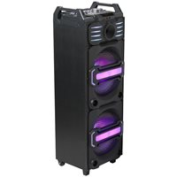 Karaoke DENVER DJS-3010, 2x15W RMS, FM, BT