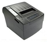 Printer NaviaTec NTC-80230 termalni, POS termalni, 80mm, serijski, USB, Ethernet, rezač papira, crni