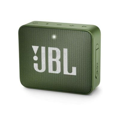 Zvučnik JBL Go 2, bluetooth, vodootporan, zeleni