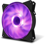 Ventilator COOLERMASTER MasterFan MF121L 120mm, RGB LED, R4-C1DS-12FC-R2