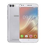 "Smartphone DOOGEE X30, 5.5"", 2GB, 16GB, Android 7.0, srebrni"
