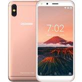 "Smartphone DOOGEE X53, 5.3"", 1GB, 16GB, Android 7.0, rozi"