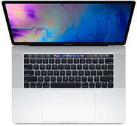 Prijenosno računalo APPLE MacBook Pro 15'' Retina, Touch Bar mr972cr/a / Core i7 2.6GHz, 16GB, SSD 512 GB, Radeon Pro 560X, srebrno