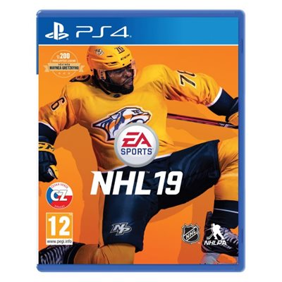 Igra za SONY PlayStation 4, NHL 19