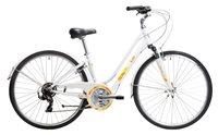 Ženski bicikl GIANT Flourish FS 3, vel.S, Shimano TX55, kotači 700