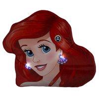 Dječji jastuk DISNEY PRINCESS, Ariel, LED osvjetljenje