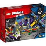 LEGO 10753, Juniors, The Joker Batcave Attack, Joker napada Batmanovu špilju