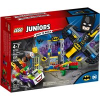 LEGO 10753, Juniors, The Joker Batcave Attack, Joker napada Batmanovu špilju