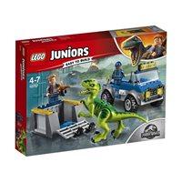 LEGO 10757, Juniors, Raptor Rescue Truck, kamion za spašavanje raptora
