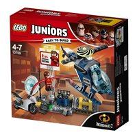LEGO 10759, Juniors, Elastigirl's Rooftop Pursuit, Elastikina krovna potjera