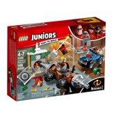 LEGO 10760, Juniors, Underminer Bank Heist, Underminerova pljačka banke