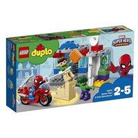 LEGO 10876, Duplo, Spider-Man & Hulk Adventures, pustolovine Spider-Mana i Hulka