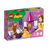 LEGO 10877, Duplo, Bell's Tea Party, Belleina čajanka