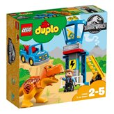LEGO 10880, Duplo, T-Rex Tower, toranj T-Rexa