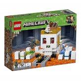 LEGO 21145, Minecraft, The Skull Arena, arena lubanja