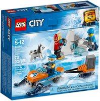 LEGO 60191, City, Arctic Exploration Team, arktička ekipa za istraživanje