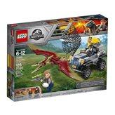 LEGO 75926, Jurassic World, Pteranodon Chase, hvatanje pteranodona